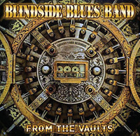 BLINDSIDE BLUES BAND-FROM THE VAULTS-IMPORT CD WITH JAPAN OBI F30