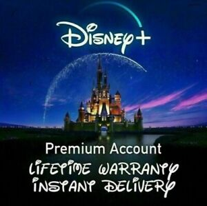 Disney PLus Access Subscription Account 1 Years Warranty instant Delivery -30s-