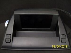 Reparatur BMW X3 E83 CID Klappmonitor Display bleibt dunkel flackert