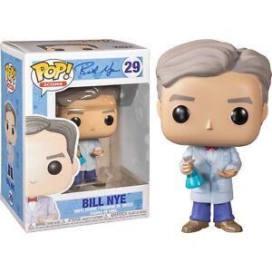 Bill Nye the Science Guy #29 - New Funko POP! vinyl Figure