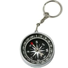 Kompass mit Schlüsselring, d=4 cm, Kinderkompass Mitgebsel Safariparty,