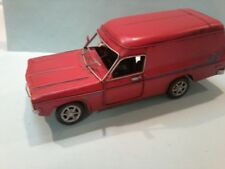 Boyle No 30422 Metal & Tin HQ Sandman in Red for Display 28cm Long Decal Is NQR