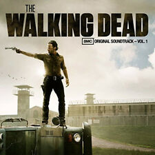 AMC The Walking Dead Original Soundtrack Volume 1 Bear McCreary Norman Reedus