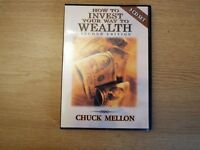 Chuck Mellon Invest your way to wealth  Audio CD set of 3 Discs