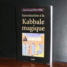Melita Dennings & Osborne Philipps - Introduction à la Kabbale magique