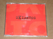 SKIANTOS - SOGNO IMPROBABILE - RARO CD SINGOLO PROMO