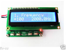 Three-Phase Sine Signal Generator 0 to 360 ° Frequency meter Counter 1.00~200KHZ