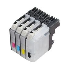 4P Combo Refillable Ink cartridge For Brother LC-103 MFC-J4510DW MFC-J4610DW