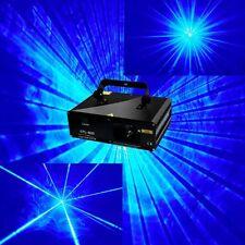 300mW Blue 450nm DMX DJ  Laser Light  Party Club Stage disco Lighting