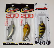 "-Bass Fishing-/""NEW/"" 10 3mm x 18mm D-J Lures Glass Worm//Jig Rattles Pack of"