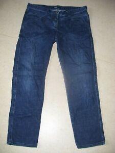 Closed Damen Jeans Pedal Position Gr. 46 dt. 40 blau