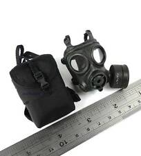 Hot Toys GIGN Assault Team Operator Figure 1:6 Scale SF-10 Gas Mask + Pouch