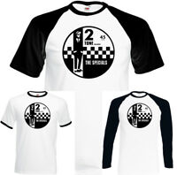 2 Tone Records The Specials Mens Retro Music T-Shirt SKA Northern Soul Reggae