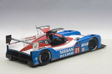 Autoart NISSAN GT-R NISMO LM 2015 MATSUDA/SHULZHITSKIY/ORDONEZ #21 1/18 In Stock