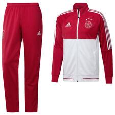Abbiglimento sportivo da uomo rossi adidas lunghezza lunghezza totale