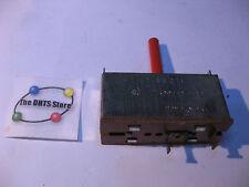 C1599230-1-13 RCA Reset Button Mel-Rain United-Carr Television TV - NOS Qty 1