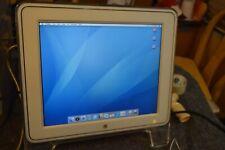 "VINTAGE Apple 17"" Studio Display M7649 Tested and Working!"