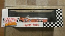 Quartzo Racing Collectible Legend Series Collectible Car 26 Curtis Turner