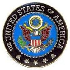 Metal Lapel Pin US Army Military Pin Army Logo and Emblems USA Seal New