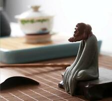Chinese zisha tea pet  Buddha tea ceremony decoration Dharma
