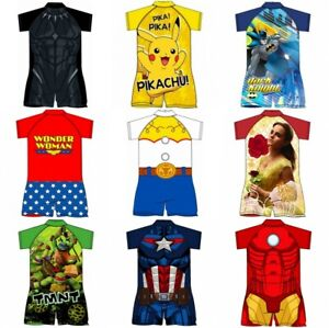 Boys Girls UV Swimming Costume Swimsuit Sunsafe Surf Suit Swimwear Age 1-5 Yrs