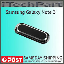 Samsung Galaxy Note 3 N9000 Home Button Replacement BLACK