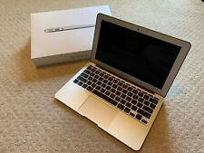 "Apple MacBook Air 2014 11"" Laptop 256GB SSD 1.4GHz 4GB RAM A1465 orig box"