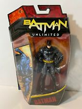 """DC Comics Unlimited Justice League Batman 6"""" Inch Action Figure New"""
