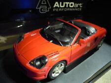 Auto Art 78711: Toyota MR2 Spyder, 1999, LHD, Red, Diecast 1/18, NEU in OVP