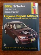 Repair Manual Haynes #18023 Publications BMW 3-Series 2006‐2010 Used