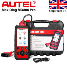 Autel MD808 Pro OBD2 Auto Diagnostic Tool All System Fault Code Reader Eraser