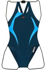 NWT SwimSuite Swimming OnePiece for Kid's Girl's Speedo Endurance+ Alloy