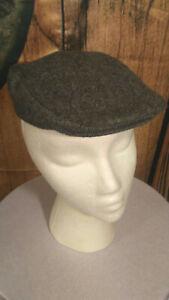 The Children's Place Gray Newsboy Cabbie Hat Size M / L (3t-5t)