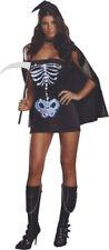 Morris Costumes Women's Maya Remains Skeleton Stretch Knit Costume S. RL5929SM