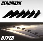AEROMAXX HYPER Universal Vortex Spoiler Generator EVO Styling Roof Fins Body Kit