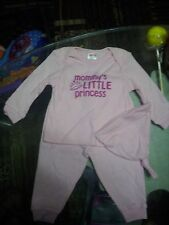 FISHER PRICE MOMMY'S LITTLE PRINCESS 3 PIECE OUTFIT