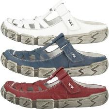 Rieker Massa Women Schuhe Damen Antistress Pantoletten Freizeit Slipper L0396
