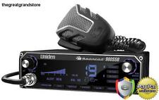 CB Radio With Sideband WeatherBand Road Capability Color Display Noise Bracket