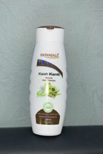 Patanjali Kesh Kanti Hair Cleanser Shampoo, 200ml NEW STOCK EXP:06/2022 7 VERITY