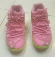 "Nike Kyrie 5 Spongebob  ""Patrick Star"" Ps Basketball Shoes. Size: 3y"