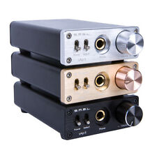 SMSL sApII PRO TPA6120A2 Big Power High Fidelity Stereo Headphone Amplifier