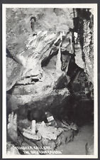 More details for devon. brixham cavern. windmill hill cavern. brixham cave. 5 real photo p/cards