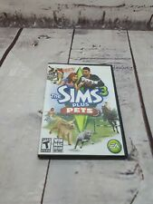 The Sims 3 Plus Pets Expansion Pack (PC Game, 2011) Rated T for Teen
