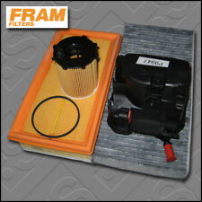 SERVICE KIT for PEUGEOT 407 1.6 HDI FRAM OIL AIR FUEL CABIN FILTERS (2004-2008)