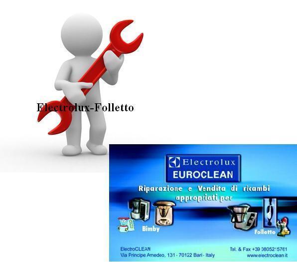 Folmix folletto bimby Bari