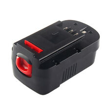 18V 2000mAh NiCd Battery For Black & Decker 244760-00 A18 Firestorm FSB18