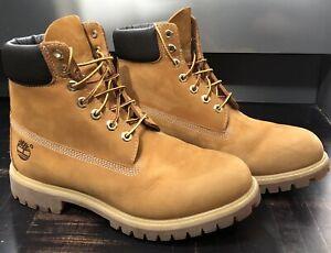 ORIGINAL Timberland 6 Inch Premium Boot EU 44 US 10