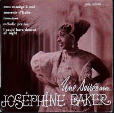 JOSEPHINE BAKER FRENCH EP MON MANEGE A MOI  + 4