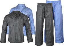 Unbranded Cotton Striped Pyjama Sets for Men