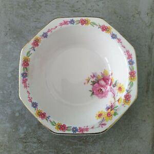 4 x Vintage Royal Staffordshire Pottery Dessert Bowls AJ Wilkinson England 1947+